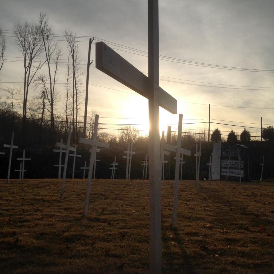 Genocide Crosses