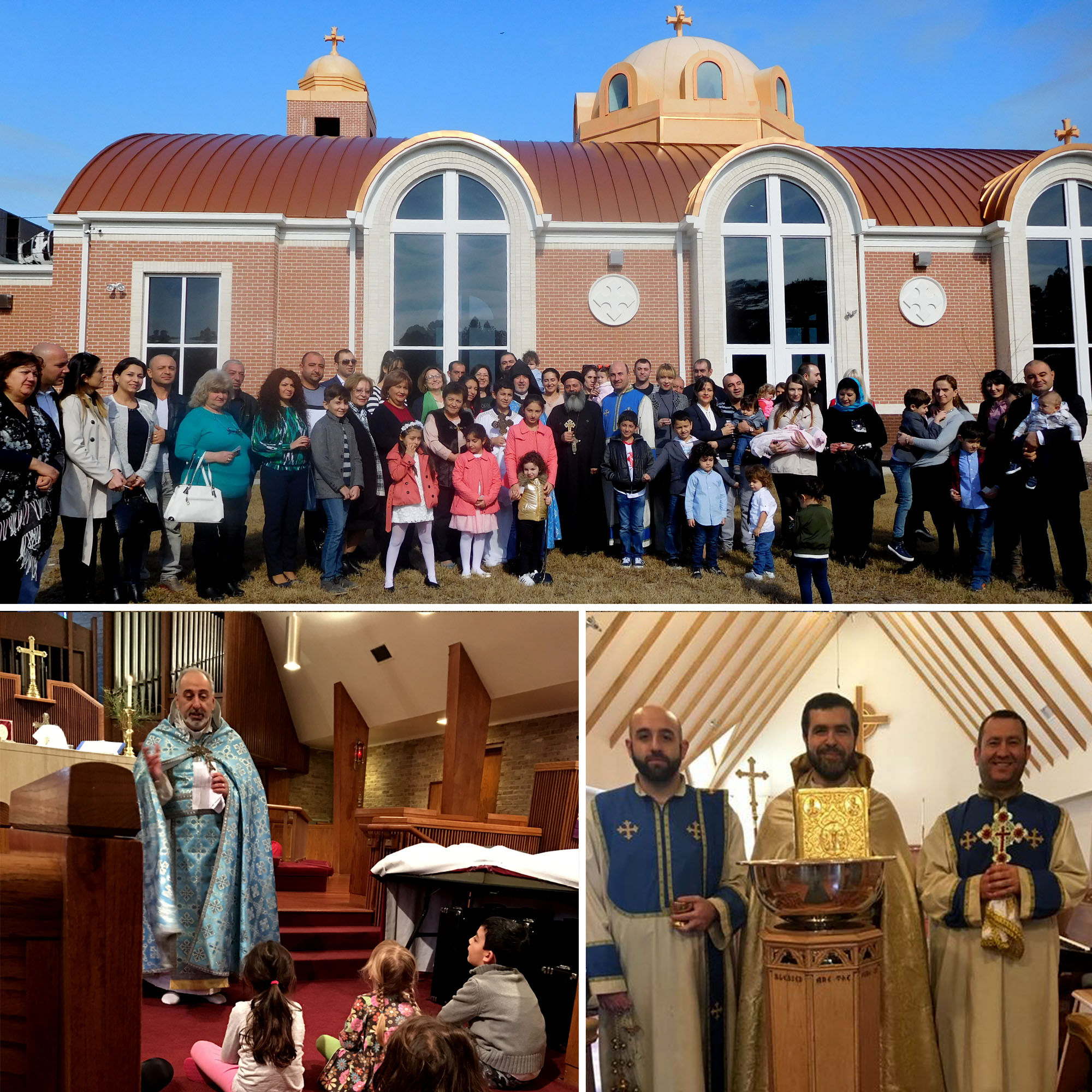 Mission Parishes Christmas