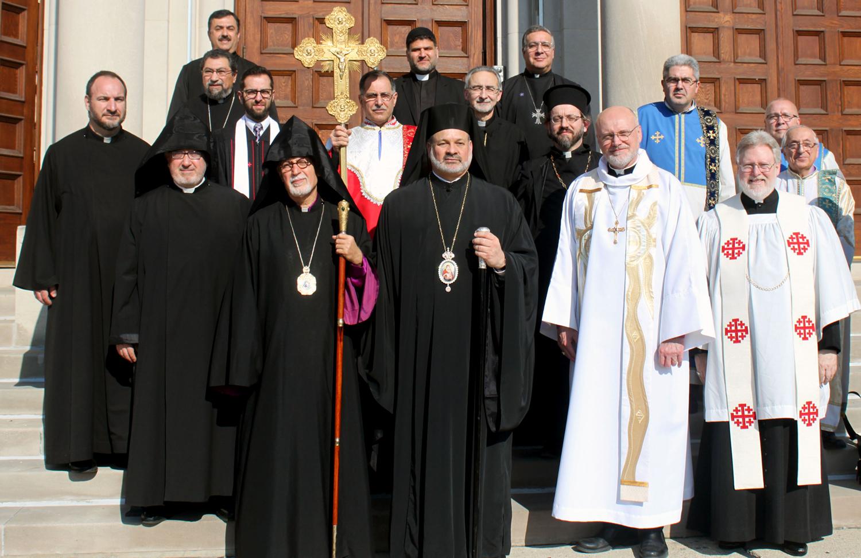 Ecumenical Service in Chicago