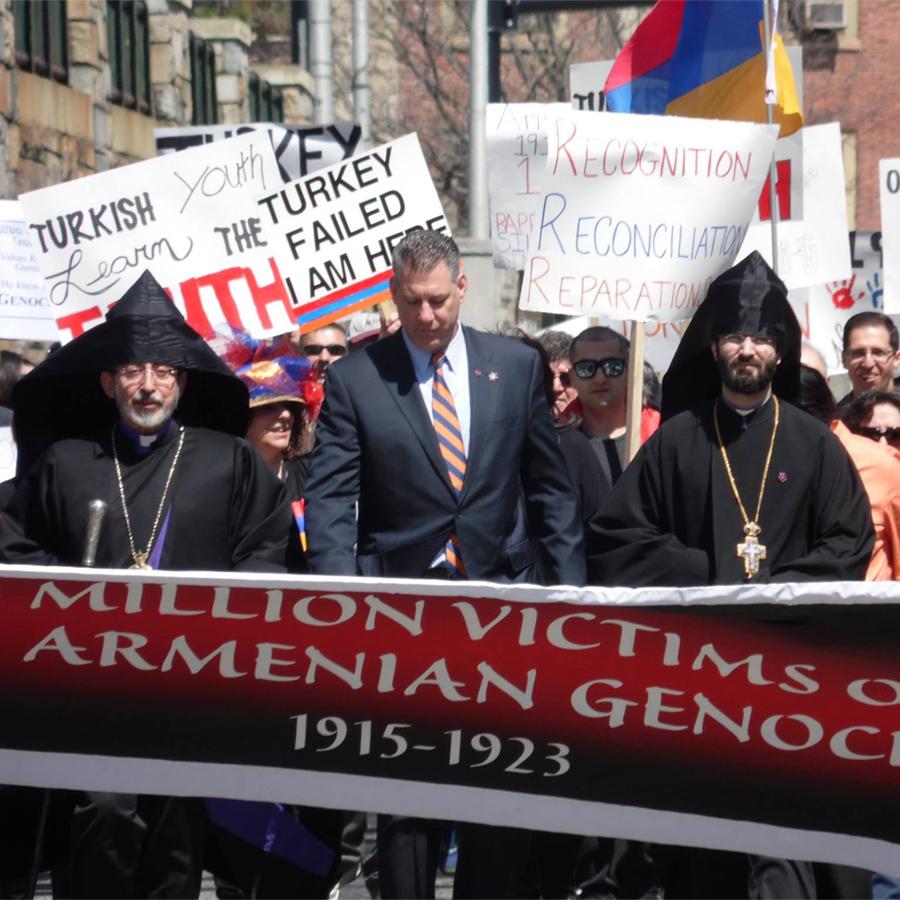 Genocide Centennial in Worcester