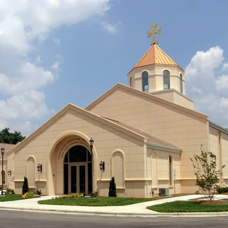St. Sarkis Church, Charlotte, NC