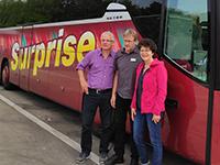 Reiseleiter der Busreise «Perlen der Kirchengeschichte»