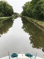 Hausbootwoche für Männer in Führungsverantwortung zum Thema «emotional gesund leiten» vom 23. bis 29. September in Elsass-Lothringen (Frankreich)
