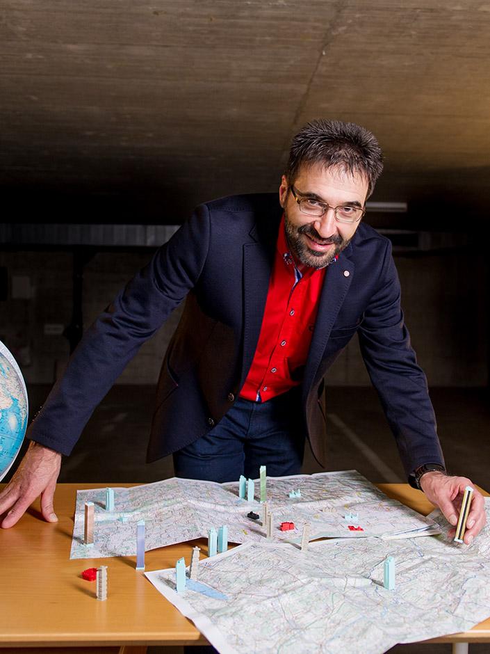 Seminar «Der 5V-Kompass» für Führungskräfte mit René Winkler vom 1.–2. Juni 2018 auf dem Chrischona-Campus | chrischona.org/5v-kompass