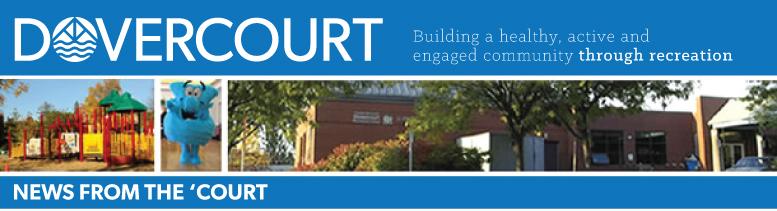 Dovercourt Recreation Centre News