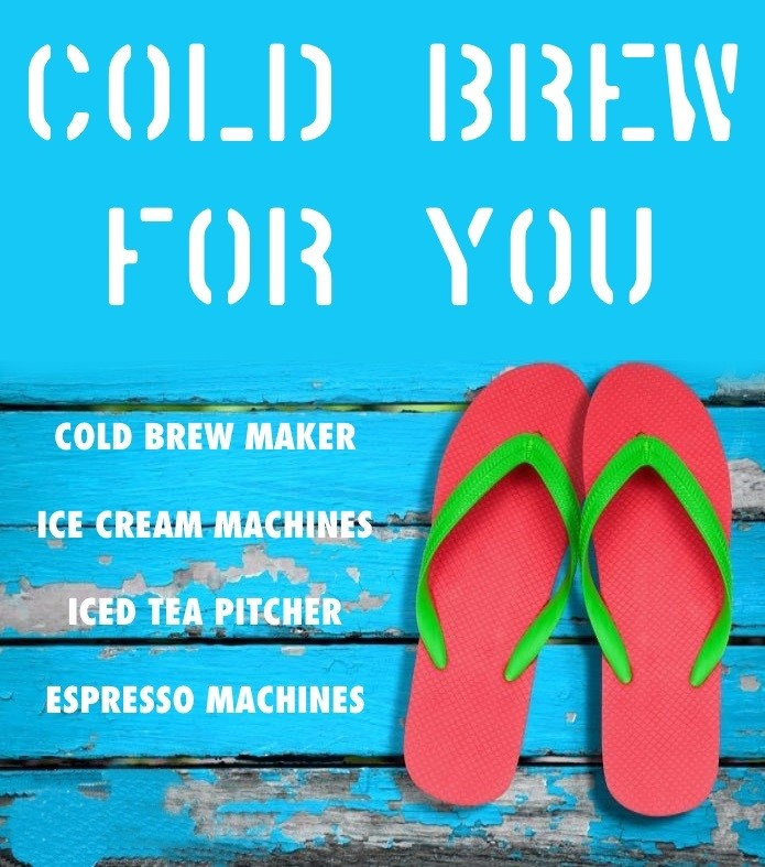 Cold brew for you - Make cold coffee and tea at home