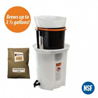BREWISTA COLD PRO 4 COLD BREW SYSTEM