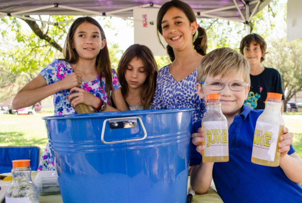 Austin's Lemonade Day Aims to Teach Kids Useful Business Skills
