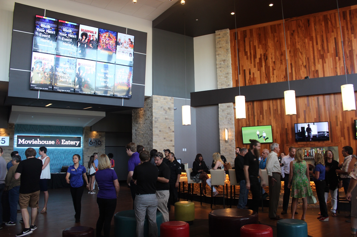 Moviehouse & Eatery Opens in Southwest Austin