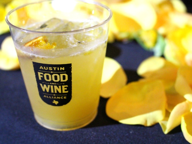 Austin food and drink events