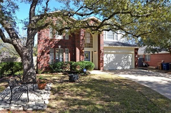 4708 Chesney Ridge Drive, Austin
