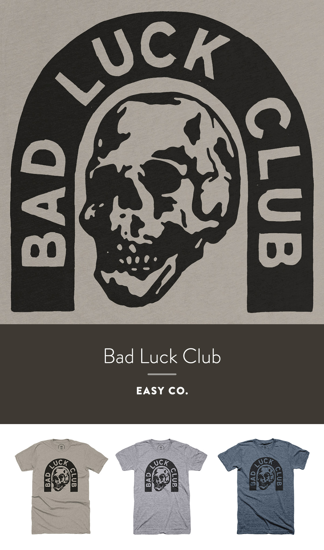 Bad Luck Club by Easy Co.