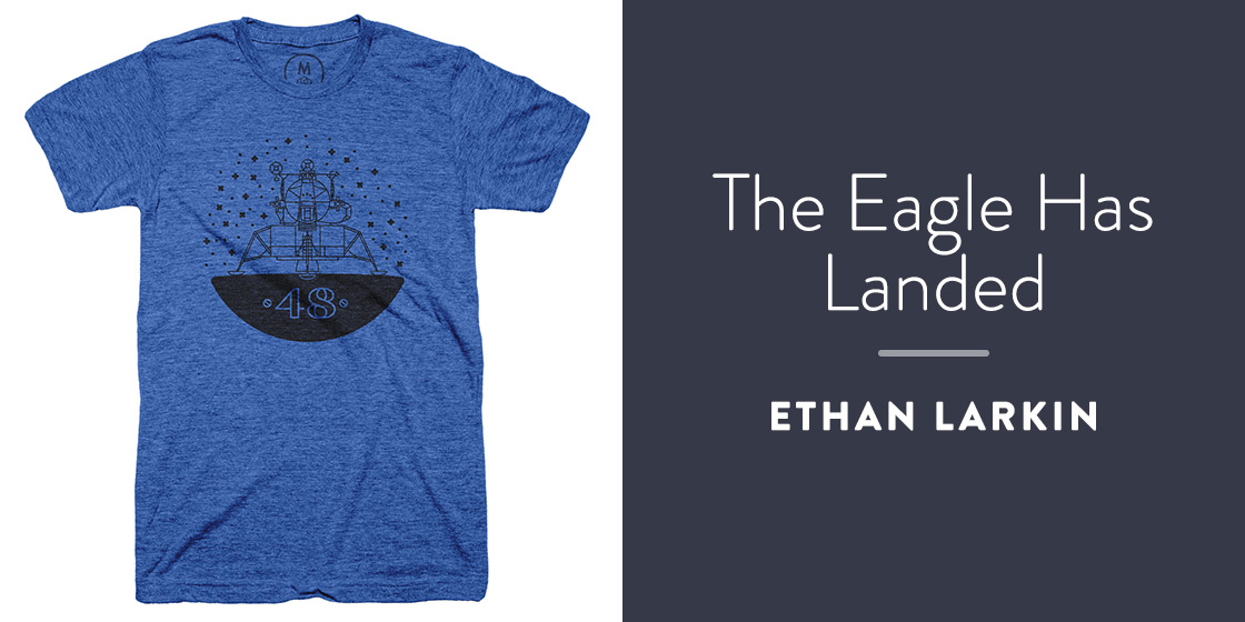 The Eagle Has Landed by Ethan Larkin