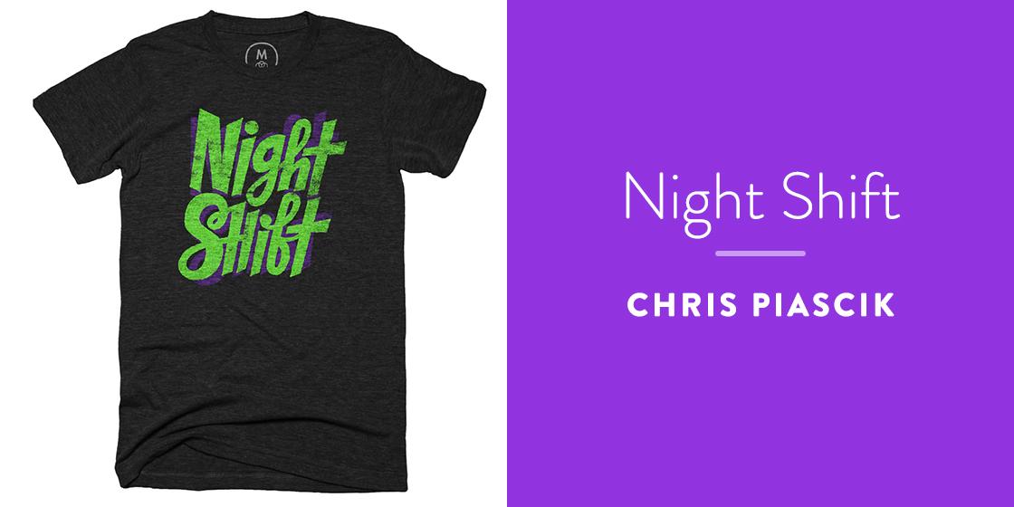 Night Shift by Chris Piascik