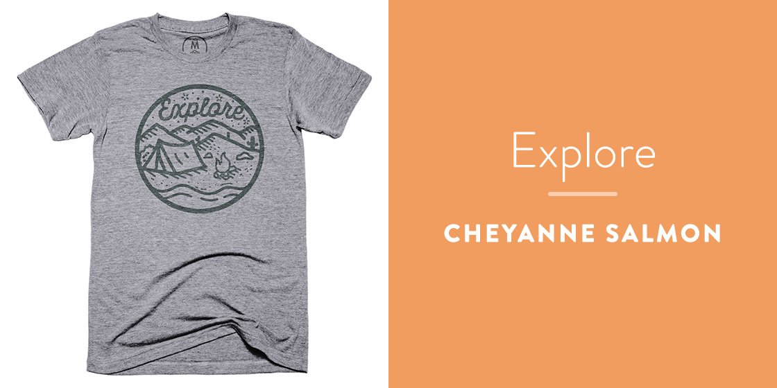 Explore by Cheyanne Salmon