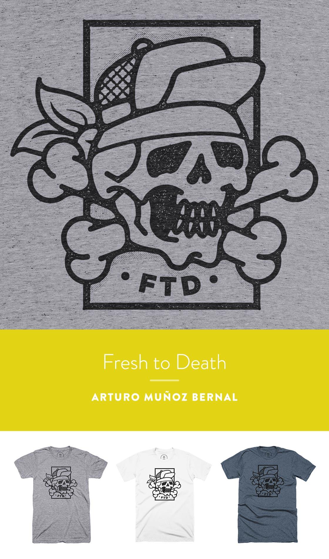 Fresh to Death by Arturo Muñoz Bernal