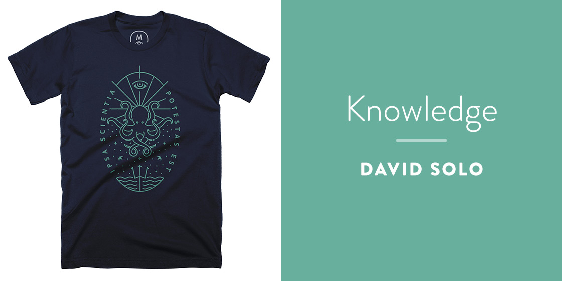 Knowledge by David Solo