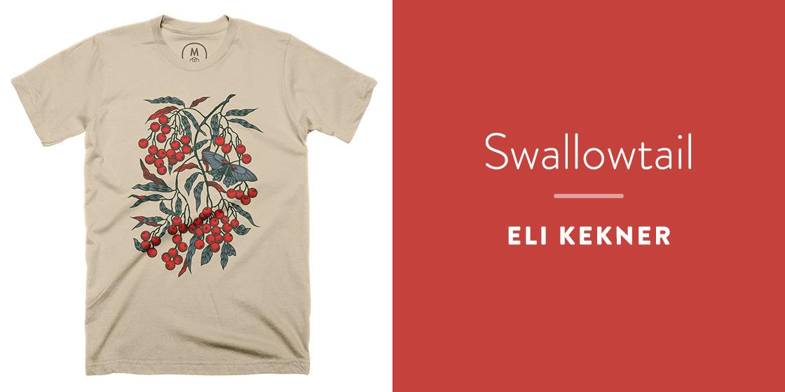 Swallowtail by Eli Kekner