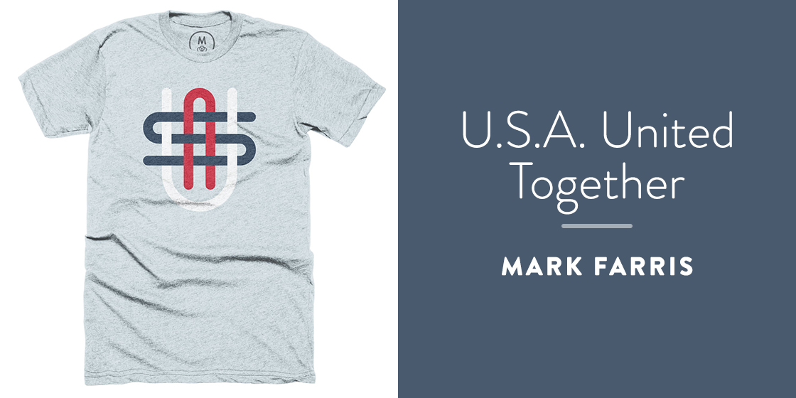 U.S.A. United Together by Mark Farris
