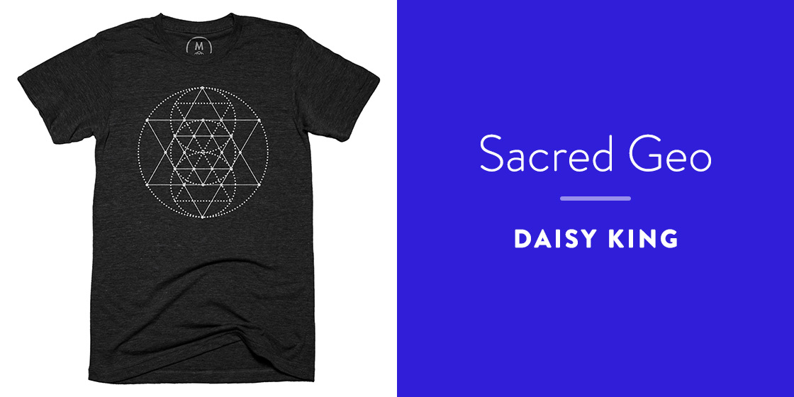 Sacred Geo by Daisy King