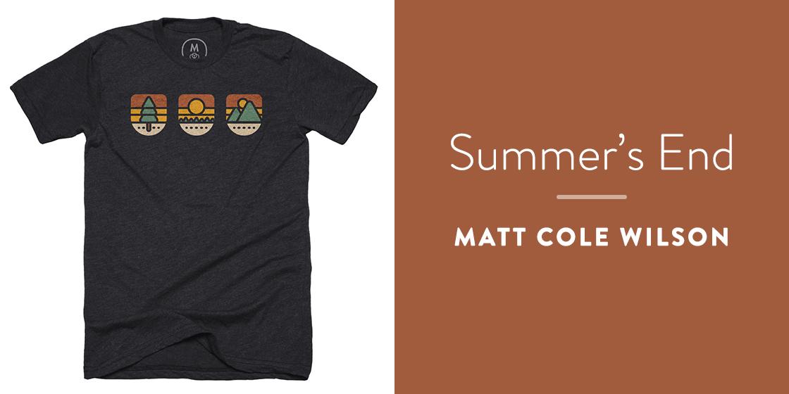Summer's End by Matt Cole Wilson