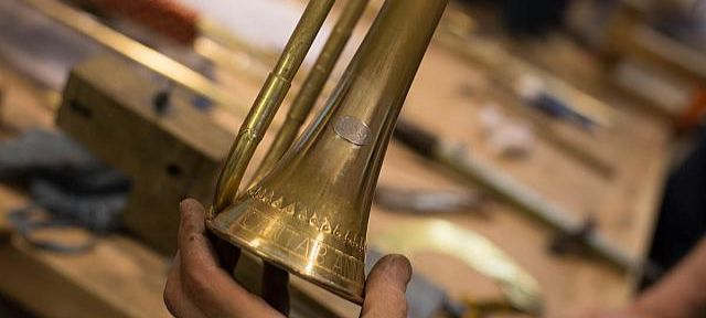 Trumpet Making course at Cambridge Woodwind Makers