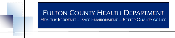 Fulton County Health Department Annual Report 2015