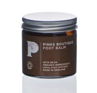 Pinks Boutique Foot Balm