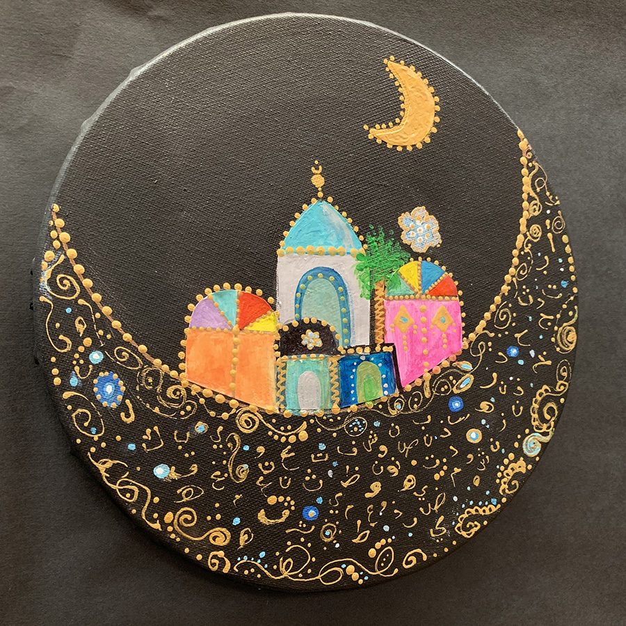 Celebrating Arab-American Heritage Month
