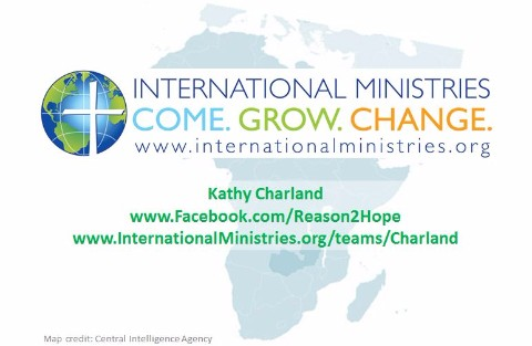 www.InternationalMinistries.org/teams/Charland