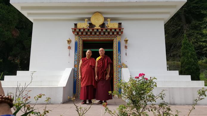 Appeal Yeunten Ling - 2018 - Lamas