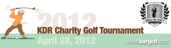 5th Annual KDR Charity Golf Tournament