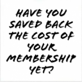 Save the cost of your membership through ICBenefits