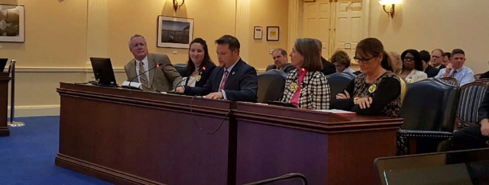 Testifying in support of HB0942 & HB0946