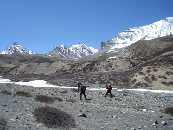 Upper Dolpo to Jomsom GHT