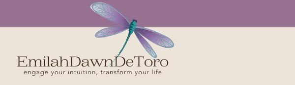 Emilah Dawn DeToro, Intuitive Life Coach