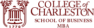 College of Charleston School of Business MBA