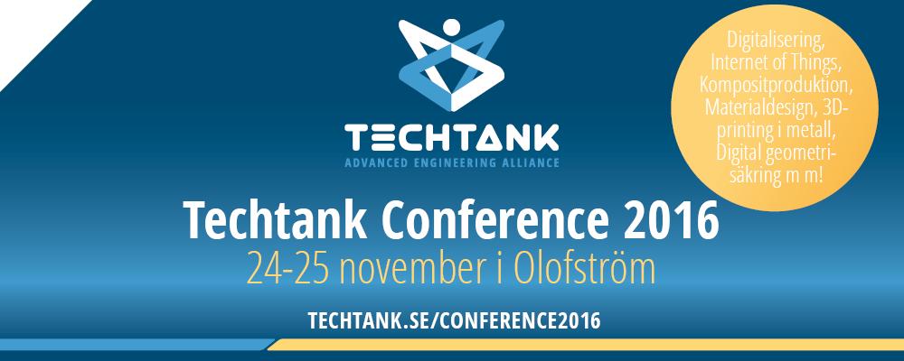 Techtank Conference 2016