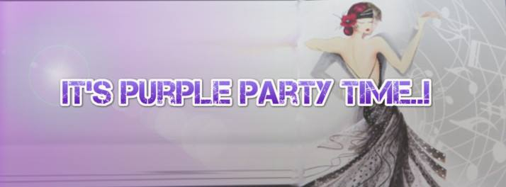 Purple Party Freestyle - Sat 27th May, Buckden