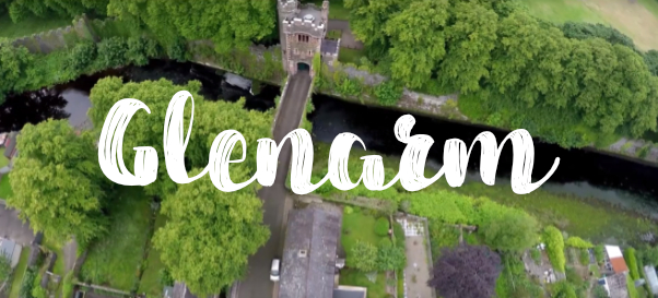 Irish Feast Walking Tour of Glenarm