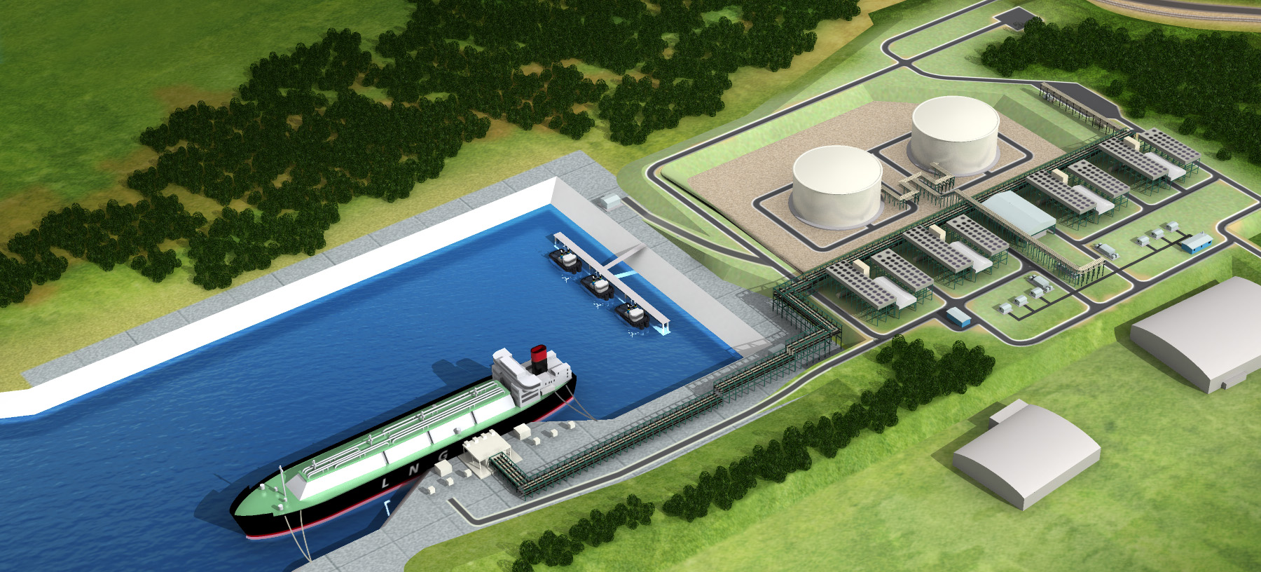 Jordon Cove Pipeline Proposal