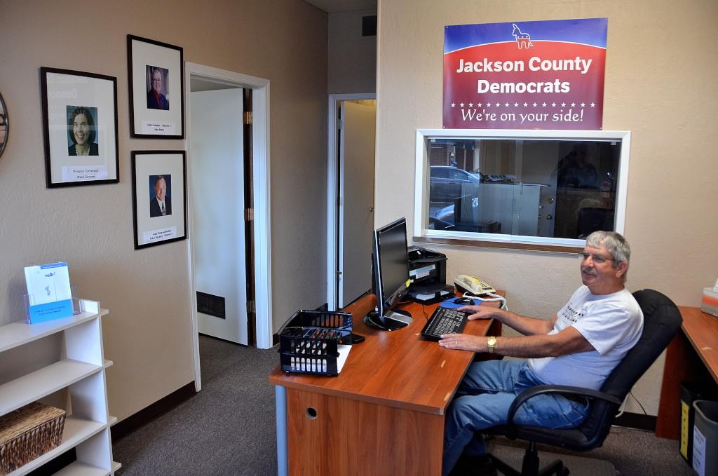 Jackson County Democrats Office