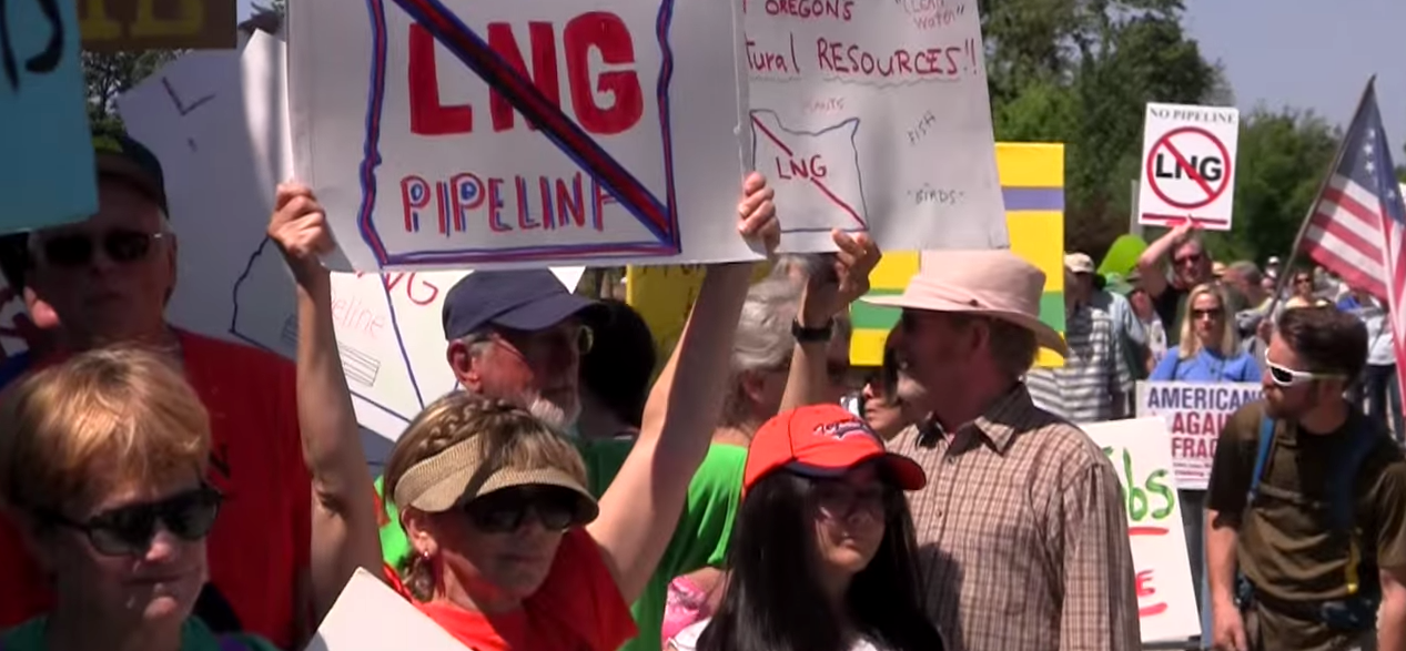 LNG Rally on May 3, 2015