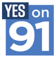 Yes on 91 Image