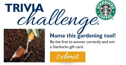 Name this gardening tool!