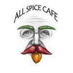 All Spice Cafe logo