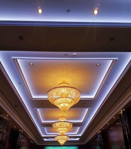 Ballroom Ceiling