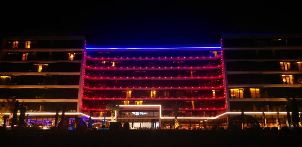 Retreat Resort Facade