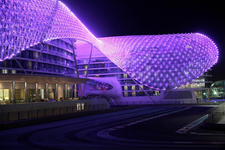 W Hotel - Yas Island Abu dhabi UAE