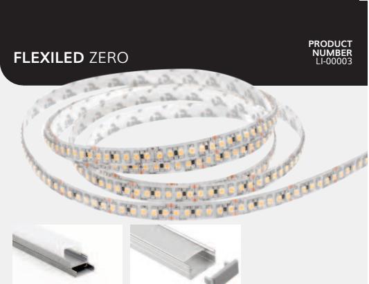 Enigma Lighting   FlexiLED Zero